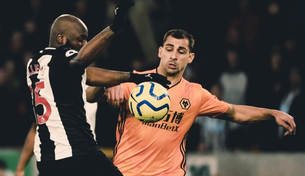 Wolverhampton ile Newcastle United yenişemedi! 1-1