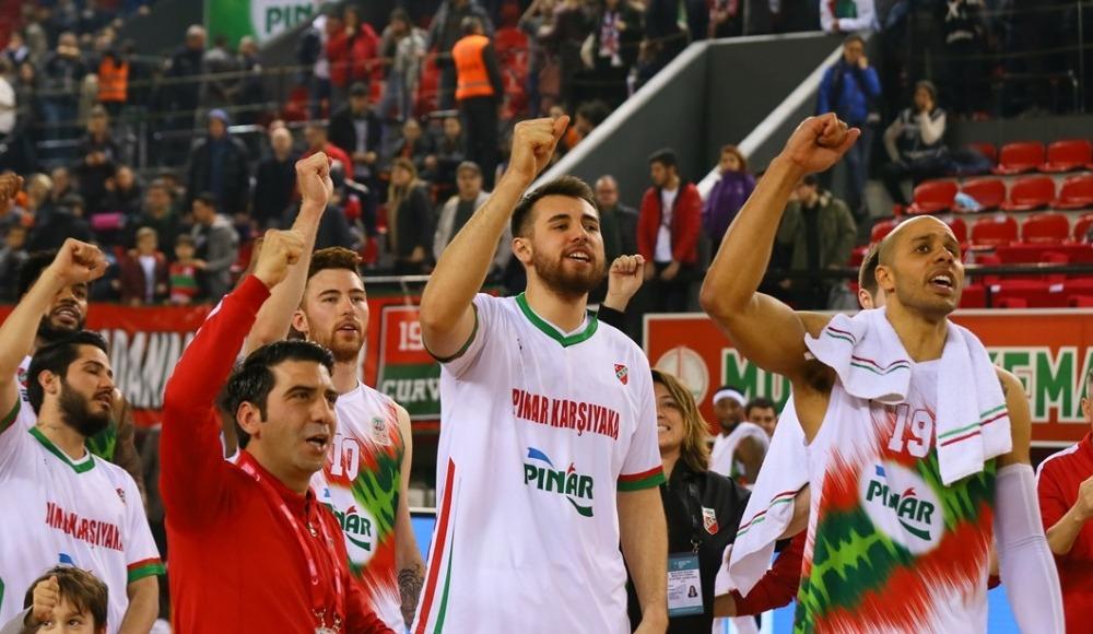 Pınar Karşıyaka, Teksüt Bandırma'yı 91-82 mağlup etti!