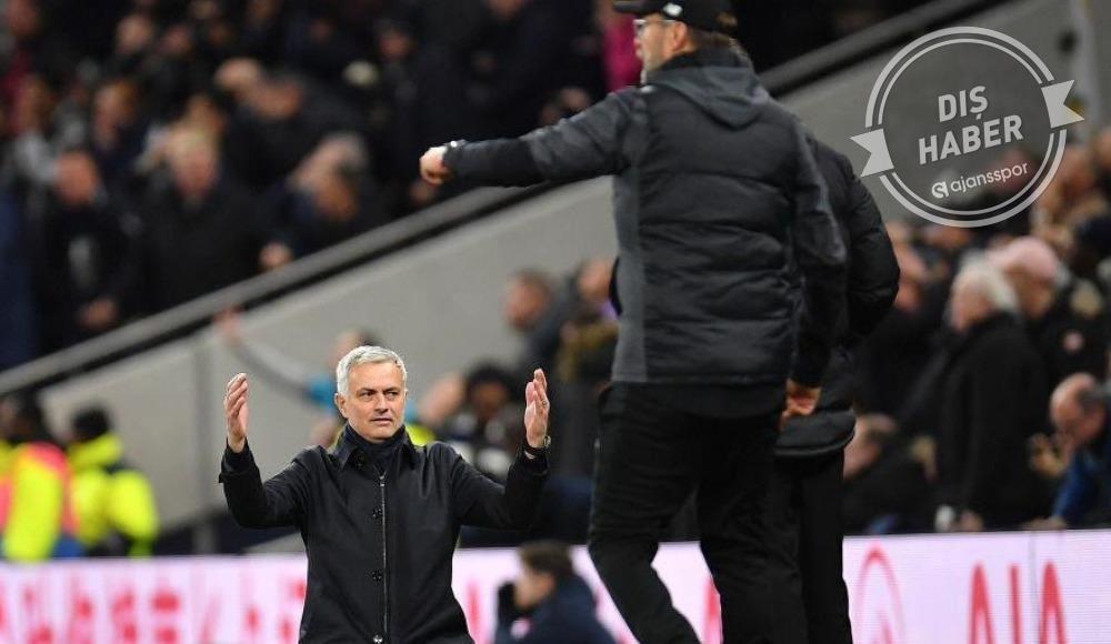 """Jose Mourinho: """"Liverpool şampiyon olacak"""""""