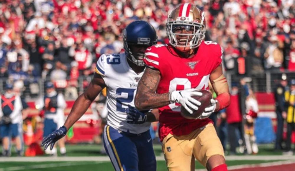 San Francisco 49ers NFC finaline kaldı