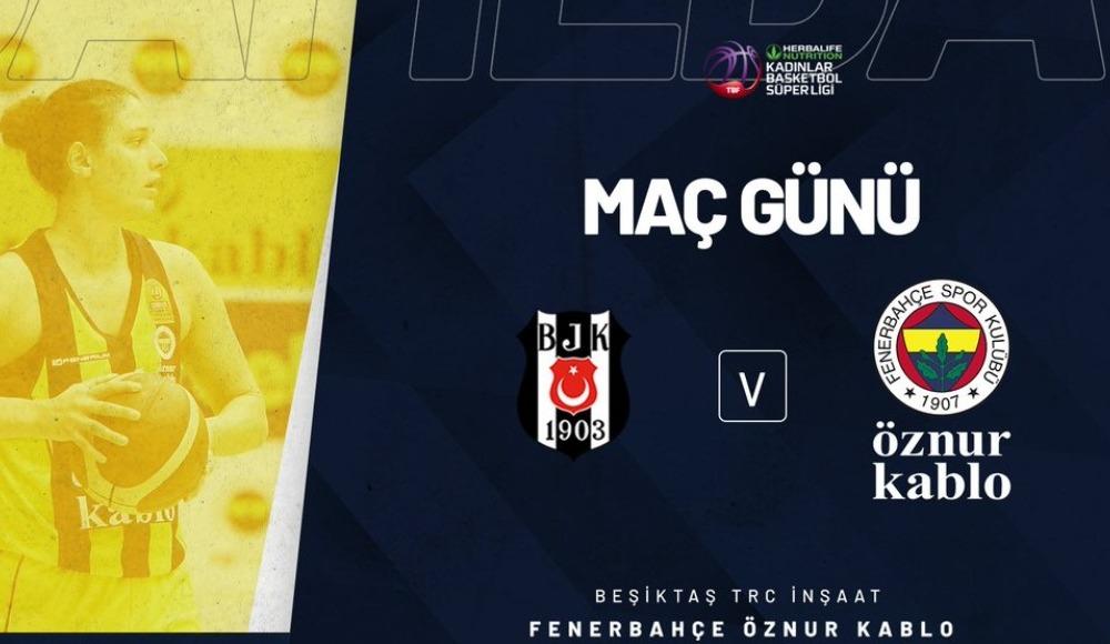 Beşiktaş - Fenerbahçe (Canlı Skor)
