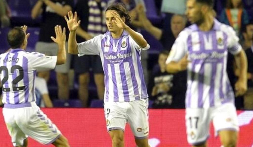 Enes Ünal attı, Real Valladolid turladı!