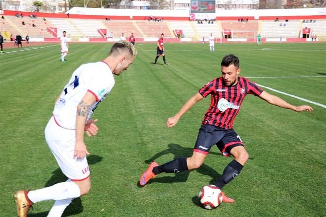Kahramanmaraşspor, sahasında Uşakspor'u mağlup etti