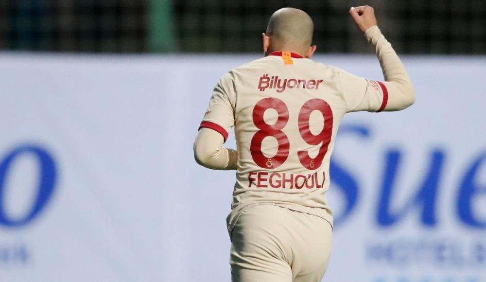 Sofiane Feghouli şampiyonluğa inanıyor!
