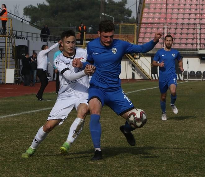 Sultanbeyli Belediyespor deplasmanda kazandı