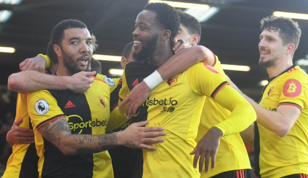 Watford deplasmanda rahat kazandı! 0-3
