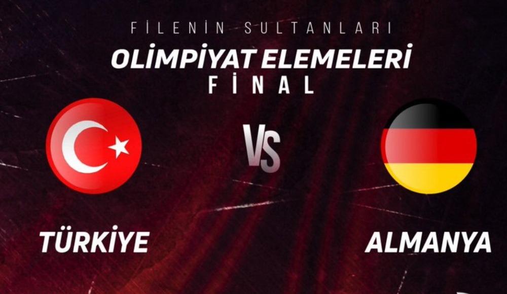 Türkiye - Almanya (Canlı İzle)