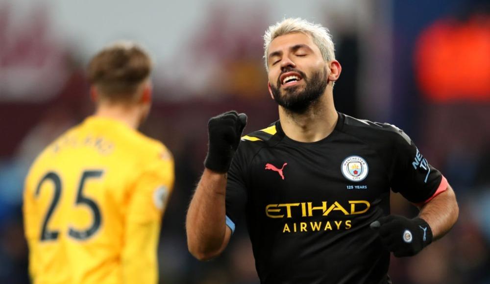 Manchester City şov yaptı!