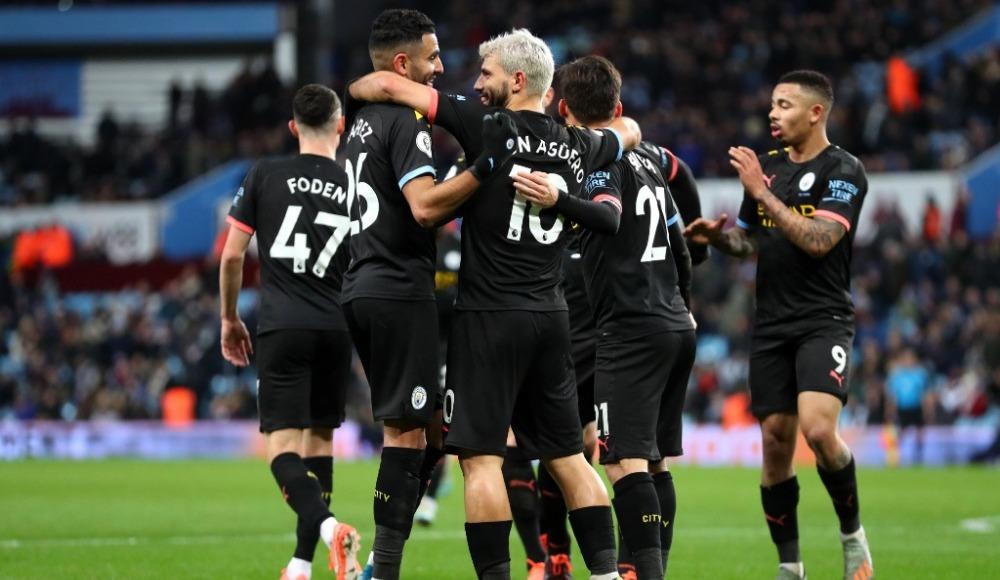 Sergio Agüero Premier League tarihine geçti!