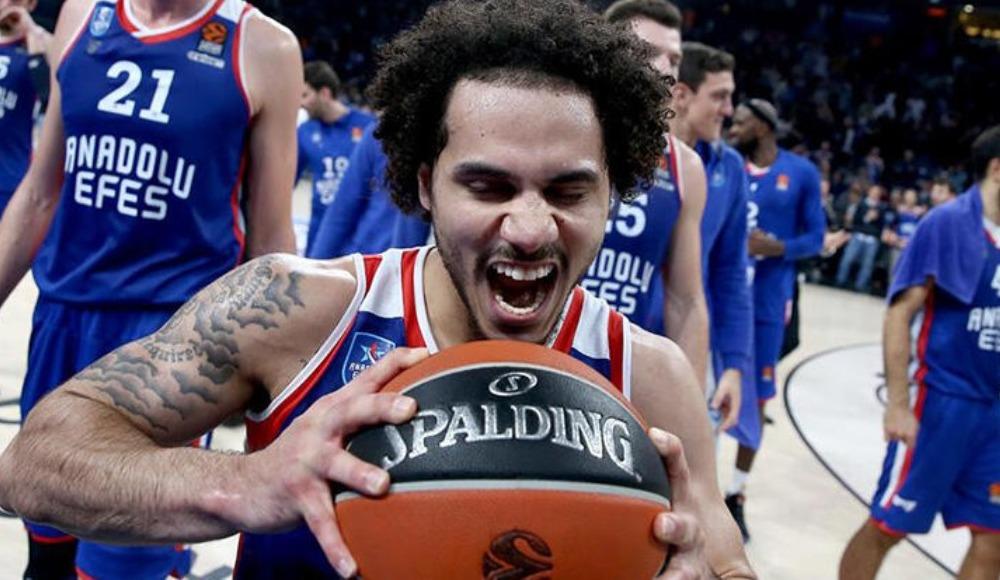 Shane Larkin: ''Basketbolun hızlılığı beni çok etkiledi ''
