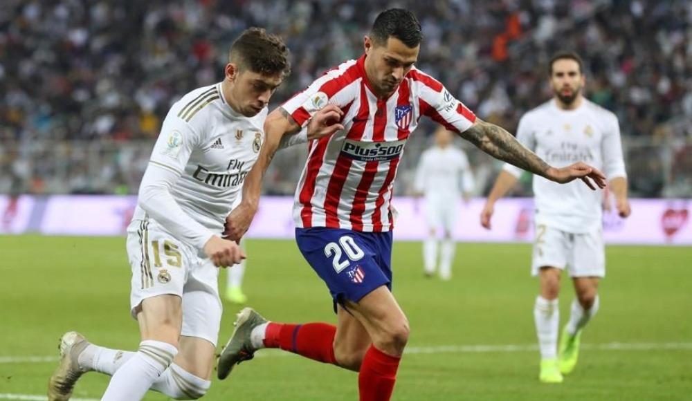 Real Madrid ile Atletico Madrid bunu hep yapıyor!