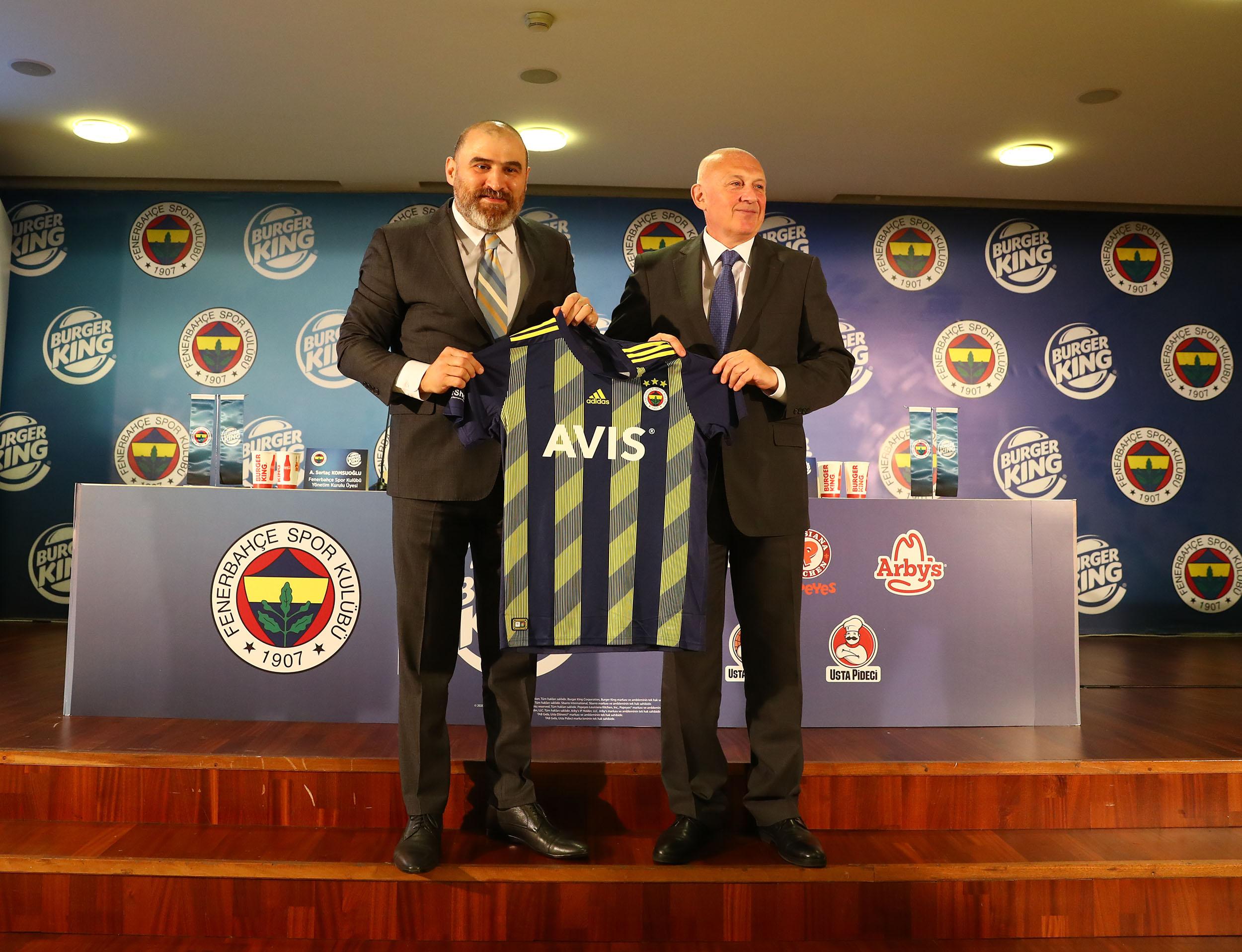 Caner Dikici: 17 Ocak'tan itibaren verdiğiniz siparişlerle Fenerbahçe'ye katkınızı göstermiş olacaksınız