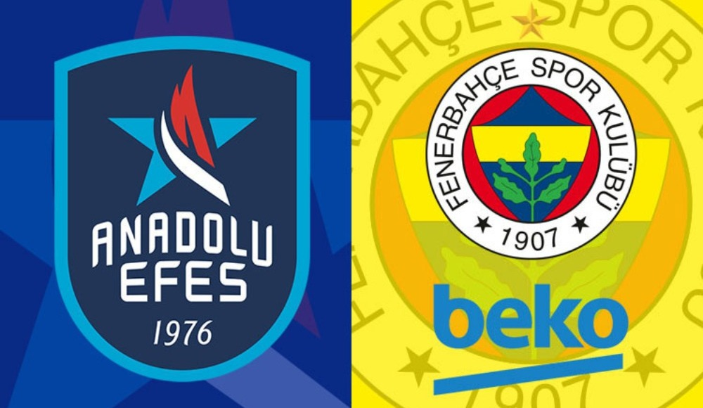 EuroLeague'de genel menajerlere göre Anadolu Efes ve Fenerbahçe Beko