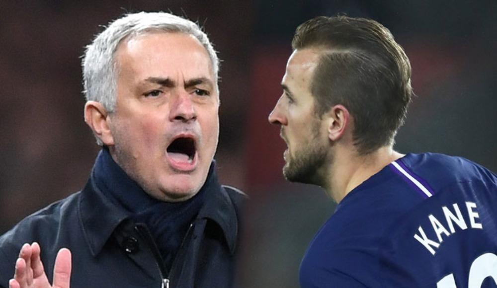 Jose Mourinho İngiltere'yi endişelendirdi: Harry Kane...