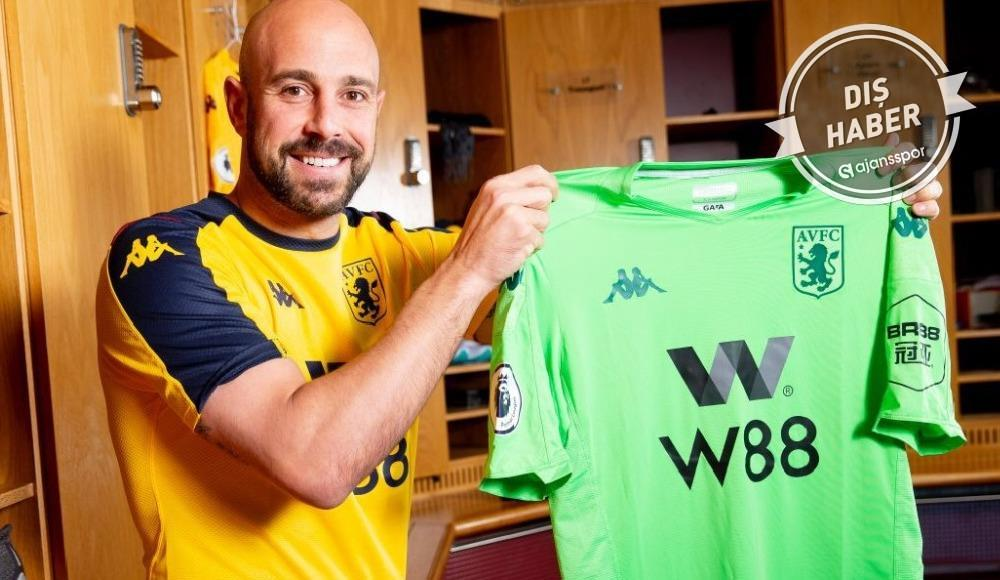 Aston Villa, Pepe Reina'yı kiraladı!