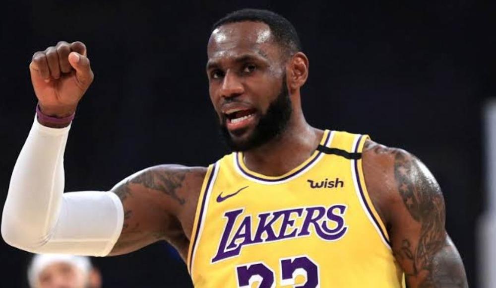 Lakers galibiyet serisini 9 maça çıkardı