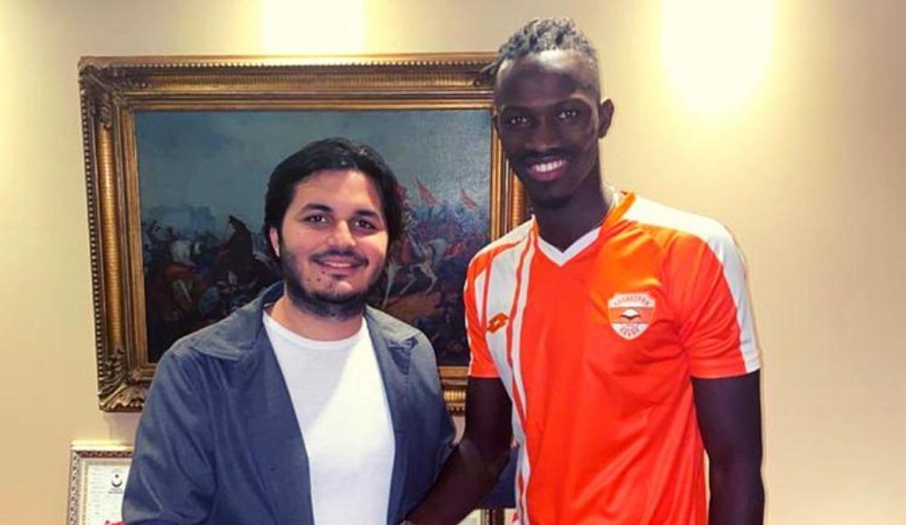 Adanaspor, Amidou Diop ile sözleşme imzaladı!
