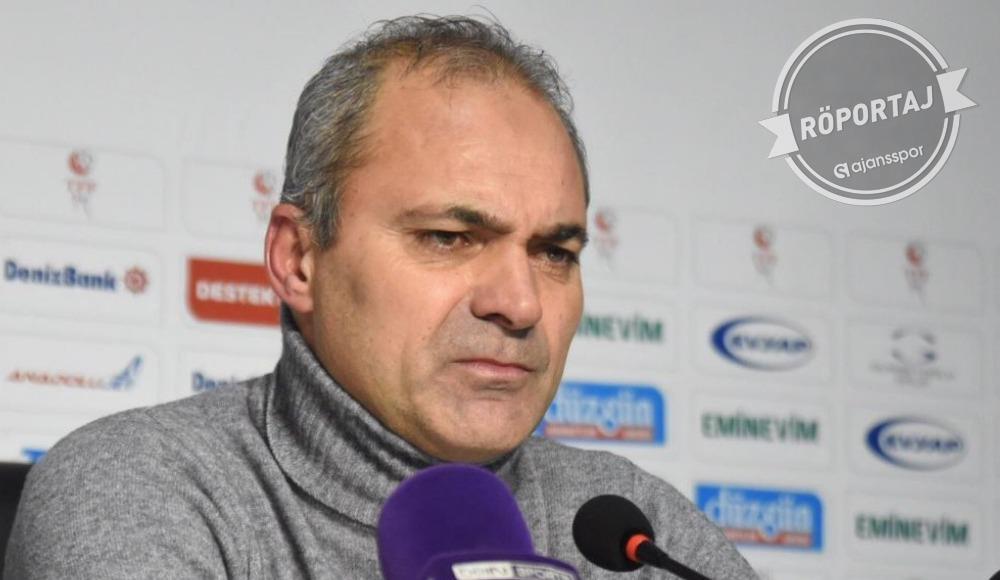 """Erkan Sözeri: """"Beşiktaş'a teslim olmayacağız"""""""