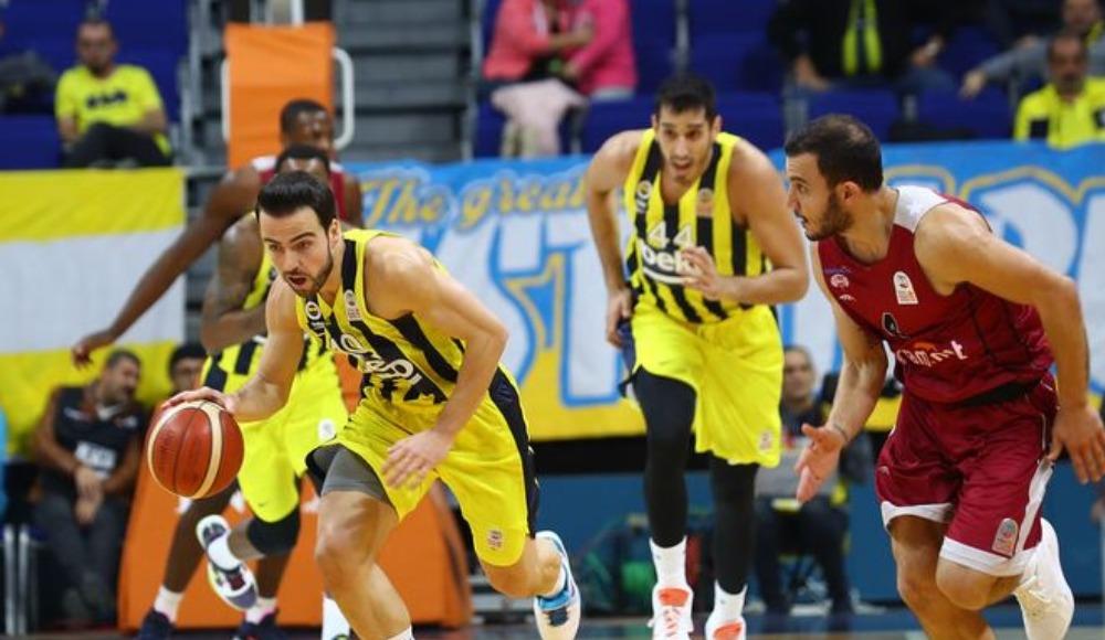 Fenerbahçe Beko - Asvel (Canlı Skor)