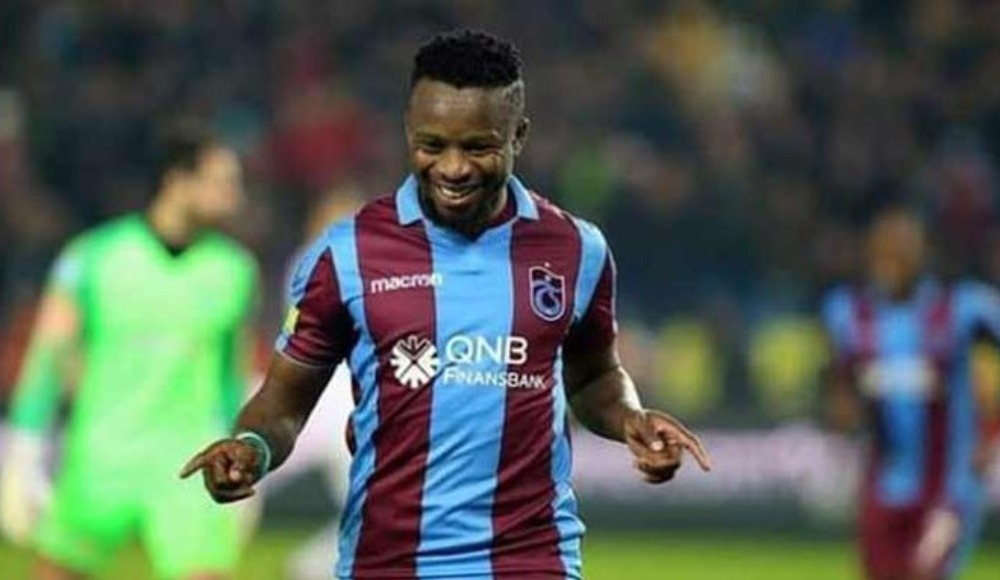 Denizlispor, Trabzonspor'dan Onazi ile anlaşma sağladı