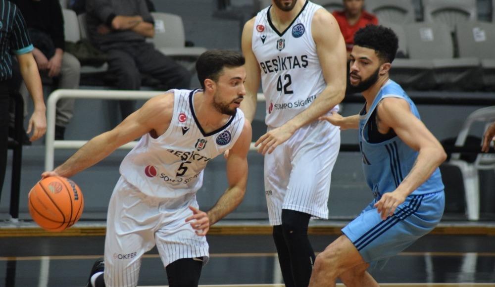 Beşiktaş Sompo Sigorta tur umutlarını taze tutuyor