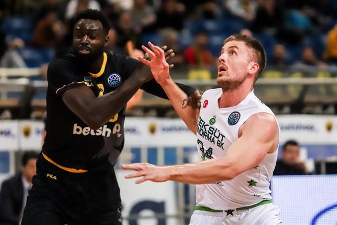 Teksüt Bandırma, AEK 'yı deplasmanda mağlup etti!