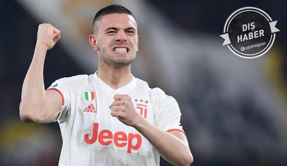 Paris Saint-Germain'in gözü Merih Demiral'da! Juventus...