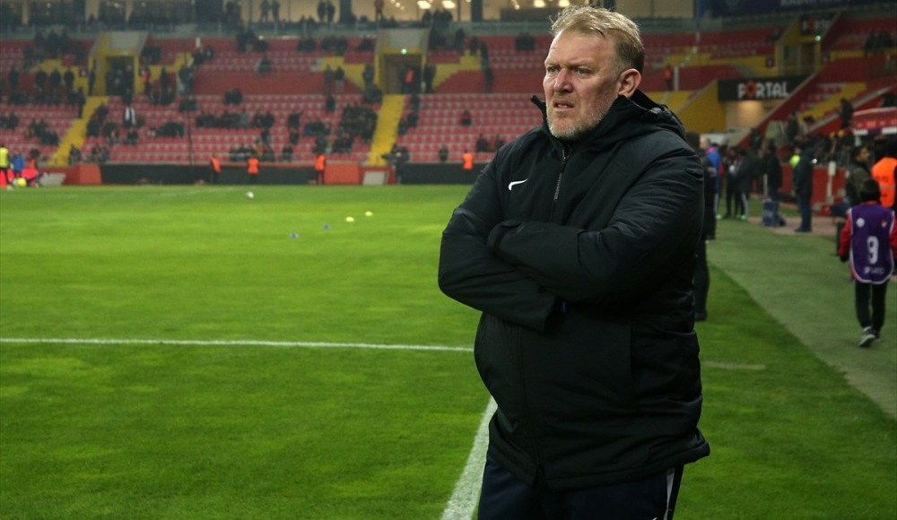 """Prosinecki: """"Kayserispor'u kurtarmak adına iyimserim"""""""