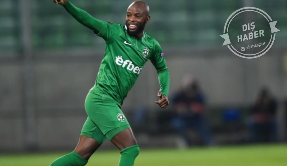 Jody Lukoki, Konyaspor'un teklifini kabul etti!