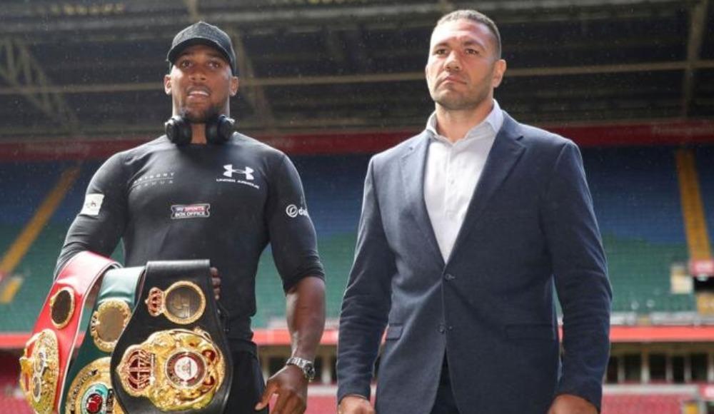 Joshua ile Pulev arasındaki boks maçı İstanbul'da yapılabilir