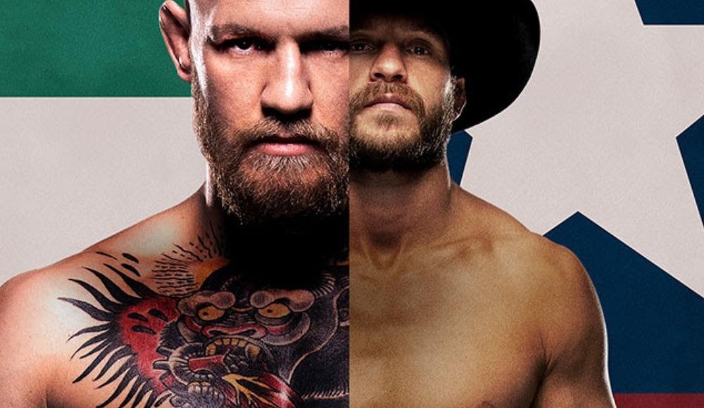 Conor McGregor - Donald Cowboy maçı ne zaman?