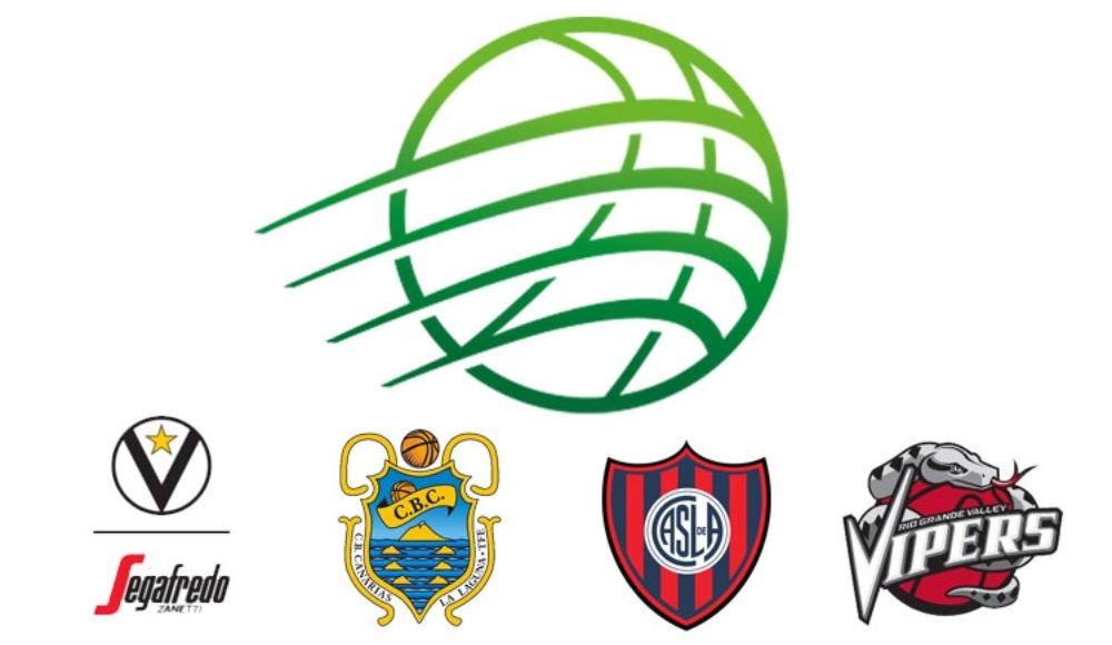 FIBA Kıtalararası Kupası'na katılacak takımlar açıklandı