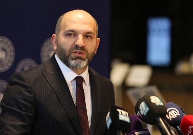 """Hasan Davulcu: """"2020 yılı içerisinde olimpiyatlar öncesinde 20 federasyonumuzu denetleyeceğiz"""""""