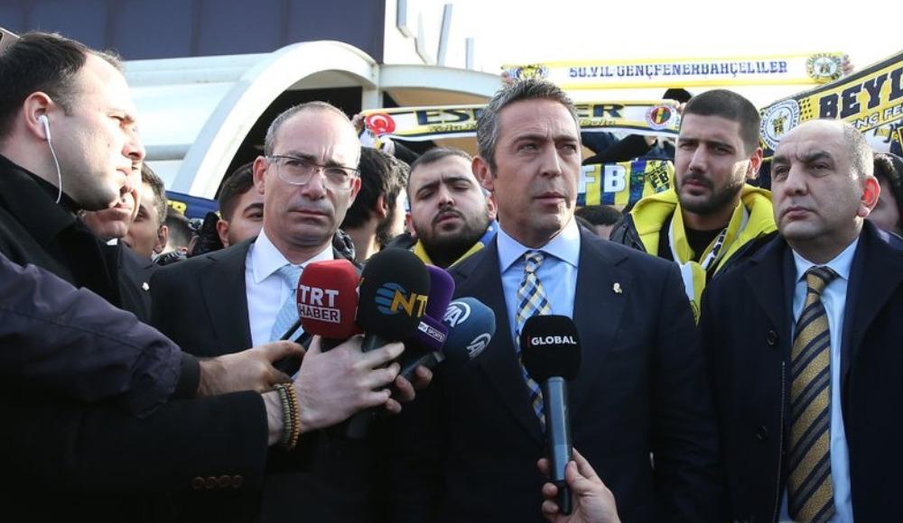 'Fenerbahçelilerin değil, Türkiye'nin davası'
