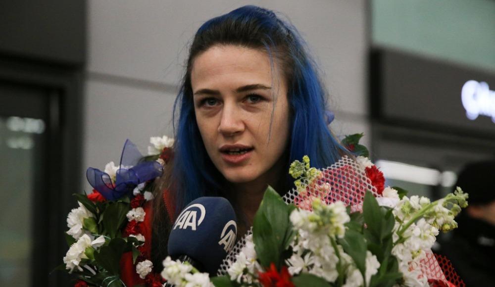 Milli voleybolcu Meryem Boz, elemelerin MVP'si seçildi!