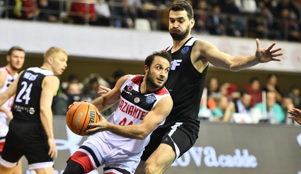Ajansspor.com'dan canlı yayınlanan maçı Gaziantep Basketbol kazandı!