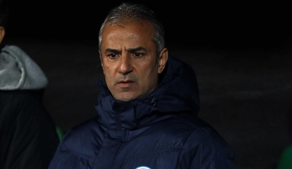 """İsmail Kartal: """"Attığımız golün rehavetiyle çok çabuk gol yedik"""""""