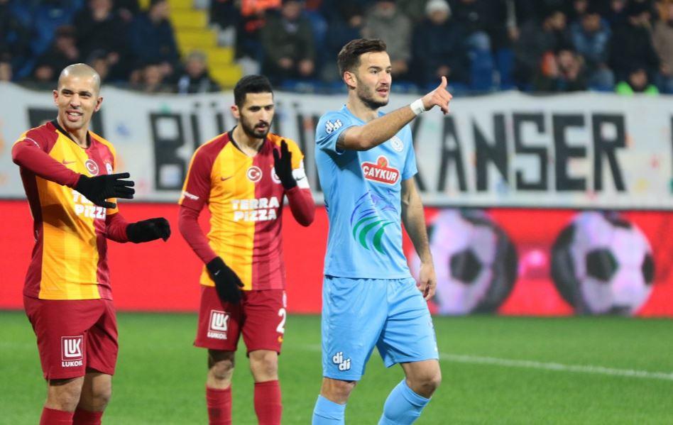 """Hasan Yavuz Bakır: """"Galatasaray maçı temiz bir maçtı"""""""