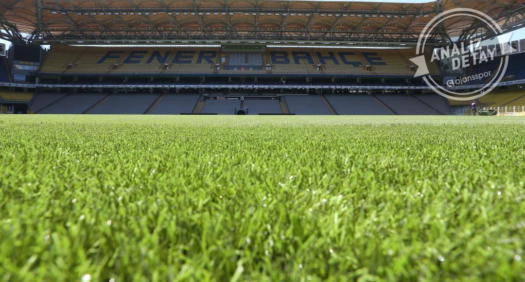 Samsun 19 Mayıs Stadı'nın zemini hibrit çime dönüştürülüyor!