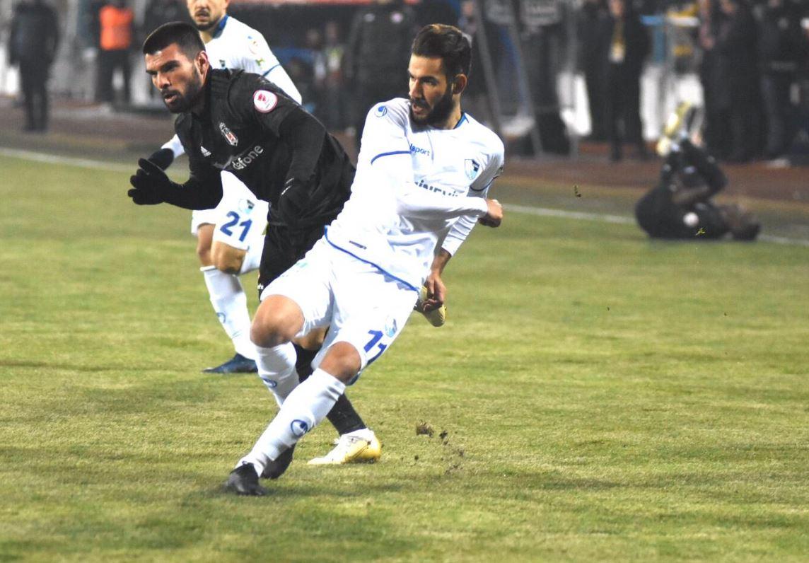 Erzurumspor'un kupadaki hedefi…