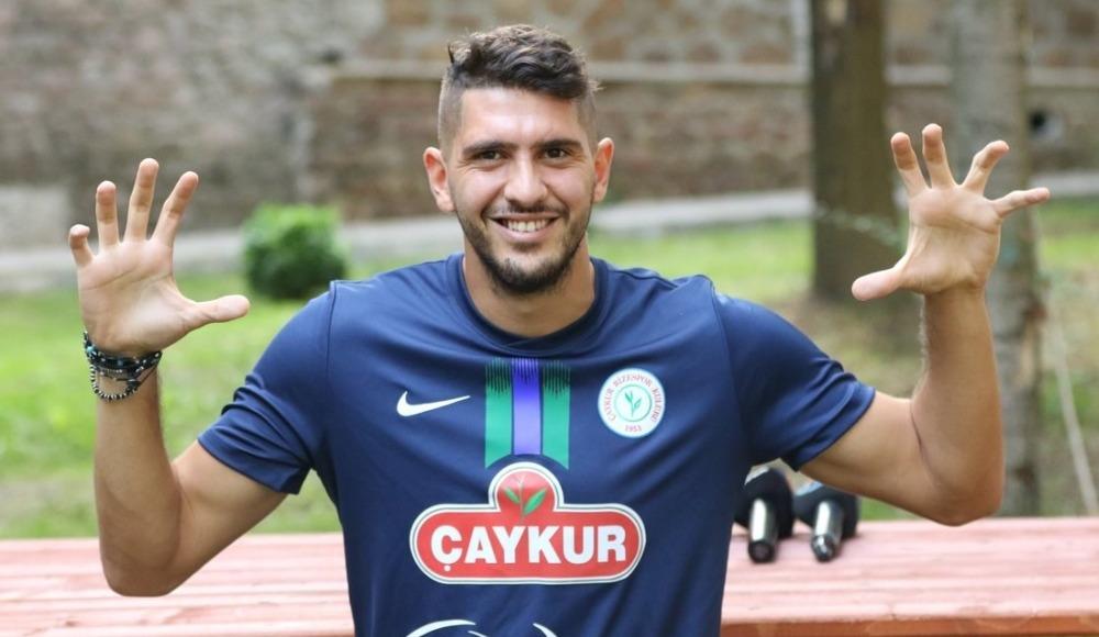 Chatziisaias'ı Belçika'nın Cercle Brugge takımına kiraladı