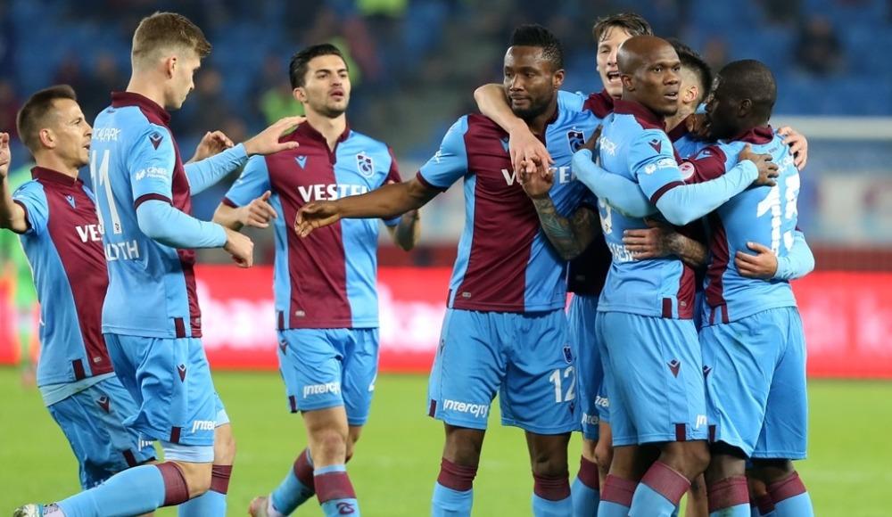 Trabzonspor'un Kasımpaşa maçı muhtemel 11'i...