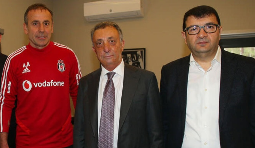 Beşiktaş'ta Futbol A.Ş'nin başına Erdal Torunoğulları getirildi