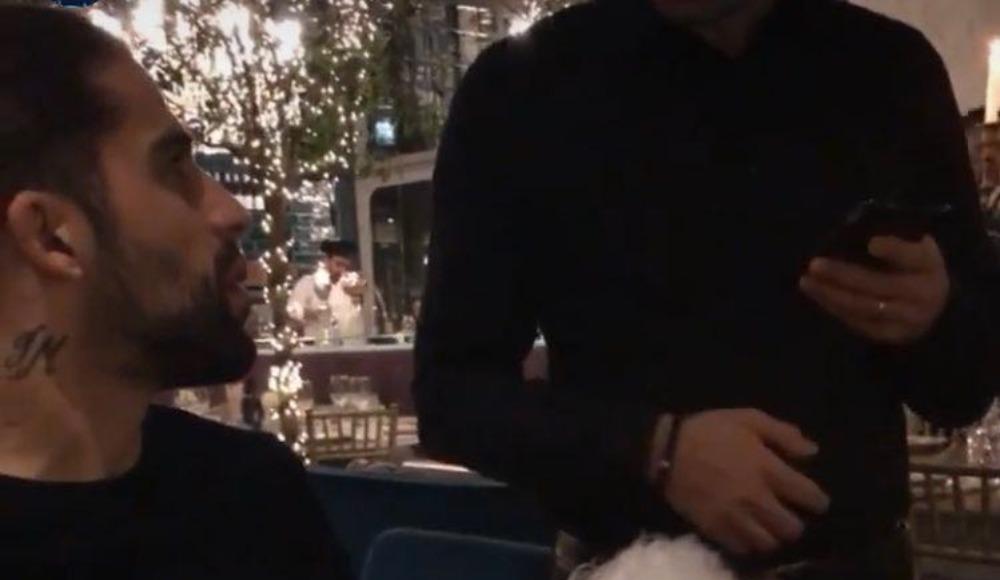 Fenerbahçe'nin istediği Rodriguez böyle görüntülendi!
