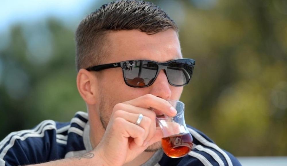 Antalyaspor, Podolski ile prensipte anlaştı