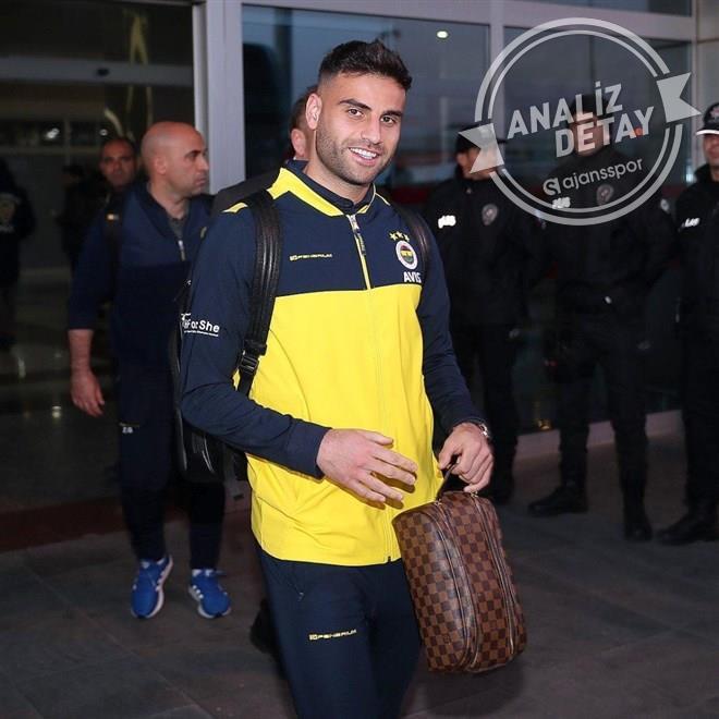 Fenerbahçe'de 5 oyuncu Gaziantep'e götürülmedi!