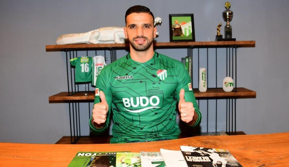 Emrullah Şalk, Bursaspor'a transfer oldu