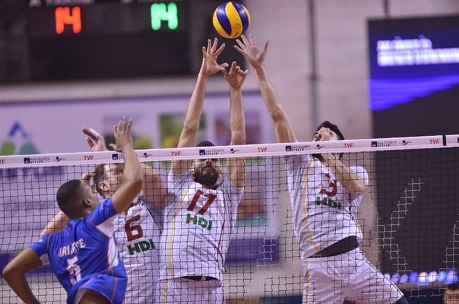 İnegöl Bld, Galatasaray HDI Sigorta'yı 3-0 ile geçti