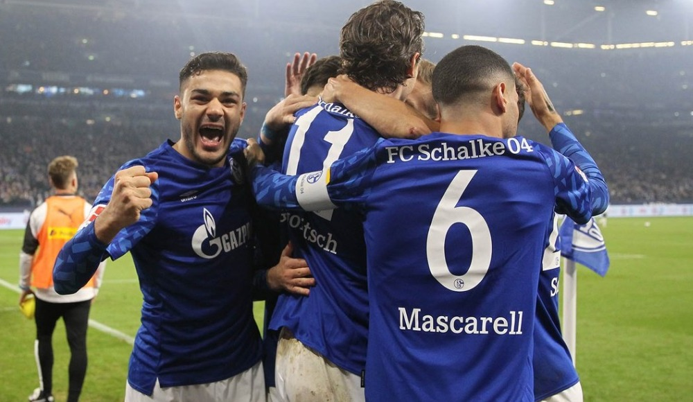 Schalke 04, Mönchengladbach engelini 2 golle geçti!