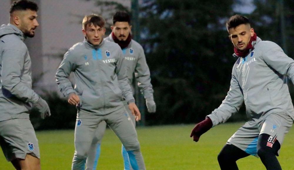 Trabzonspor, Kasımpaşa maçına hazır